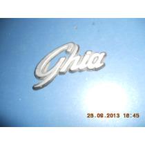 Emblema Ghia-corcel/ Belina/ Versailles/ Del Rey