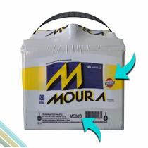Bateria Moura Inteligente 12v50ah M50jd Civic-corolla Antigo