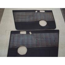 Fiat Fiorino Pixk Up Lx Par Forros Portas Usados Originais