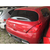 Peugeot 308 Cortina Teto Vidro