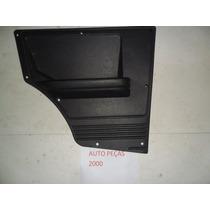 Revestimento Lateral Fiat Uno 2 Portas L. Esquerdo Moldado
