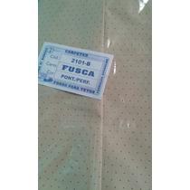 Forraçao De Teto Fusca Cor Marrom Ponto /perf