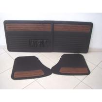 Forração Jacarandá Do Fusca 1500 Fuscão (preta)
