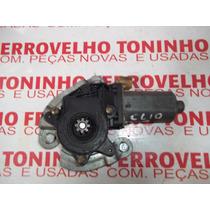 Motor Vidro Elétrica Renalt Clio 2pt L.d Original