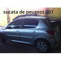 Motor Limpador Traseiro Peugeot 206 / 207 Com Garantia