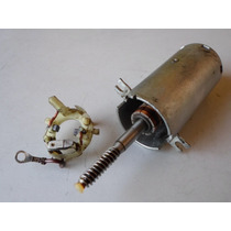 Motor Do Limpador Vidro Traseiro Incompleto Ford Escort