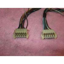 Conector Do Painel De Instrumentos Monza /kadett /ipanema