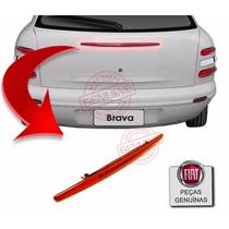 Brake Ligth Traseiro Luz De Freio Fiat Brava Original