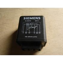 Rele Temporizador P/ Limpador P/ Scania 83/ Siemens D02900