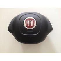 Capa Tampa Bolsa Airbag Volante Fiat Palio Doblo Idea