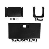 Tampa Porta Luvas Gol Parati Saveiro 87 Até 94 Com Fecho