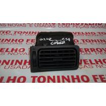 Difusor Ar Painel Toyota Corolla 03/08 Original