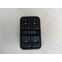 Chave - Controle Dos Vidros Elétricos Linha Chevrolet