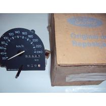 Escort Verona Ghia Glx Gl Velocimetro Painel Instrumentos