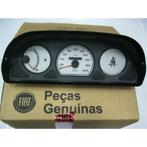 Painel De Instrumentos - Fiat Uno Mille - 00/04