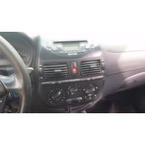 Moldura Console Central Rádio Painel Botão Ar Marea Brava