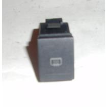 Botão De Desembaçador Vidro Painel Vw Polo 2003 A 2010