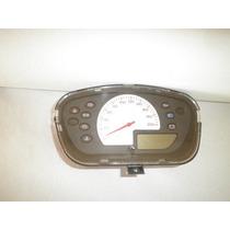 Painel De Instrumentos Velocimetro Celta Fundo Branco Km