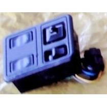 Comando Chave Botão Vidro Retrovisor Console Kadett Ipanema