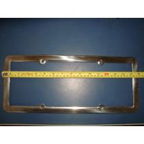 Moldura Suporte Placa (mod. Antigo) 40 X 16 - Valor Unidade