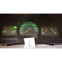 Painel De Instrumentos Ford Escort Verona Veja Ele Ligado