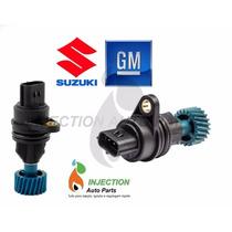 Sensor De Velocidade Suzuki Grand Vitara Gm Tracker 2.0 16v
