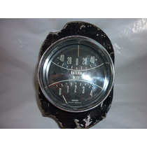 Relógio Aero Willys - Oleo/bateria