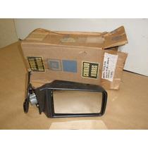 Espelho Retrovisor Monza 91a94 Lado Direito Controle Manual