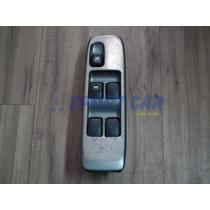 Botão De Vidro Dianteiro Esquerdo Tr4 2010 - Sport Car