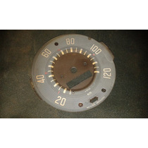 Velocimetro Fundo Mostrador Km Fusca(rebeccapeçasantigas