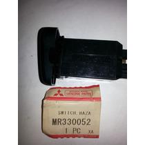Botão Interruptor Pisca Alerta Mitsubishi Pajero Tr4
