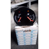 Relógio Temperatura Agua Combustível Gol Bola 377919063d Ori
