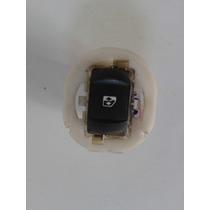 Botão Vidro Eletrico Dianteiro Direito Renault Megane