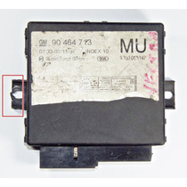 Modulo Central D Trava Eletrica 90464713 P Gm Vectra 97 2005