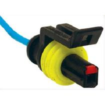 Conector 1 Via Sensor Oleo Uno Tempra Palio Corsa Celta 1032