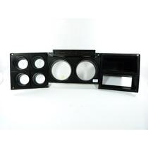 Moldura Dos Mostradores Velocimetro Painel D20 D40 1411 ,,