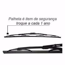 Par De Palheta Limpador Parabrisa Celta E Prisma Até 2013