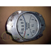 Marcador De Temperatura E Combustível Aero Itamaraty Branco