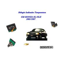 Relógio Indicador Temperatura Gm Monza Sl/sle 1985 Até 1987