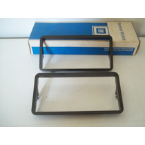 Moldura Do Difusor De Ar Central Opala/caravan Original Gm