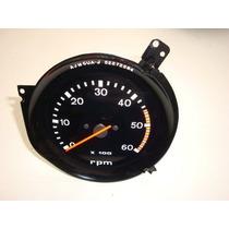 Tacômetro Chevrolet 85 Á 96 Contagiros 52272584 Original Gm