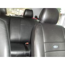 R7 Capa De Banco De Couro Courvin Ford Ecosport Antigo