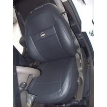 R7 Capa Banco De Couro Courvin Gm Corsa Classic Chevrolet
