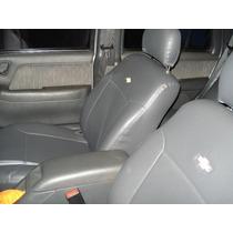 Capas Couro Courvim Automotivo Para S10 Dupla 5 Lugares 2007