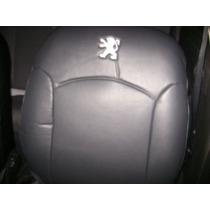 Capa Automotiva Couro Courvin P/ Peugeot 206 Banco Inteiro