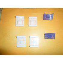 Kit Deslizante Dos Bancos Gol G1/g2/g3 Recaro