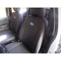 Capas Automotivas De Couro Courvin Para Ford Ka