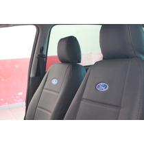Capa Couro Ecológico Courvin Ford Focus Até 2013
