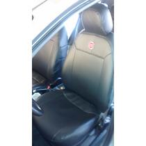 R7 Capa Banco De Couro Courvin Automotivo Fiat Punto