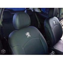 Capas Automotivas De Couro Courvin Peugeot 206 207